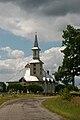 Church in Dabrowa near Lubaczow (Poland, Subcarpatian, July 2008).jpg
