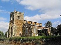 Church of All Saints, Scraptoft - geograph.org.uk - 559844.jpg