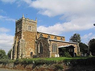Scraptoft village in Leicestershire