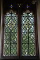 Church of St Christopher, Willingale, Essex, England - interior chancel window 03.JPG