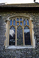 Church of St Mary and St Christopher, Panfield - nave north window.jpg