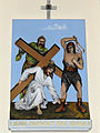Church of the Assumption of Mary in Kock - Stations of the Cross - 03.jpg