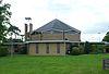Angol vértanúk temploma, Vicarage Lane, Horley (2013. június). JPG