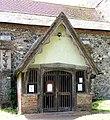 Church porch, Sturry, Kent - geograph.org.uk - 480717.jpg
