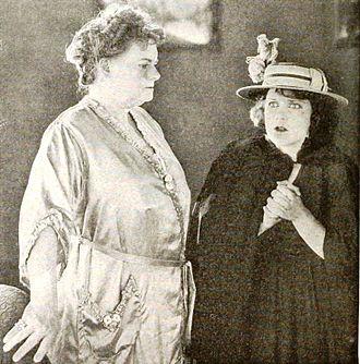 Victory Bateman - Bateman with Viola Dana in Cinderella's Twin (1920)
