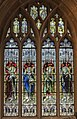 Cirencester, St John the Baptist church, Window (43458401630).jpg