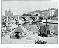 Clément Maurice Paris en plein air, BUC, 1897,008 Le pont de la Tournelle.jpg