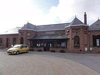 Clairfontaine (Aisne) mairie et ptt.JPG