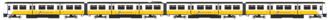 Connex South Central - Image: Class 319 Connex Diagram