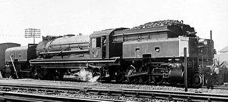 South African Class GL 4-8-2+2-8-4 - No. 2351 Princess Alice, c. 1930