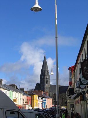 Clifden - Clifden Catholic Church.