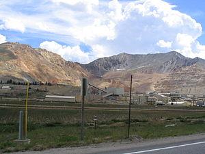 Climax, Colorado - Climax mine, 2005