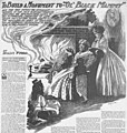 """Clipping from May 29, 1910 issue of Chicago Tribune headlined """"To Build a Monument to 'Ol' Black Mammy'"""".jpg"""
