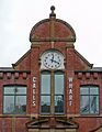 Clock, Calls Wharf, Leeds (3393144294).jpg