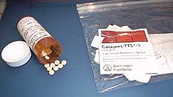 Treatment of Tourette syndrome - Wikipedia, the free encyclopedia