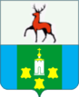 Coat of Arms of Bogorodsk (N Novgorod oblast).png