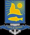Coat of Arms of Nevelsk (Sakhalin oblast).png