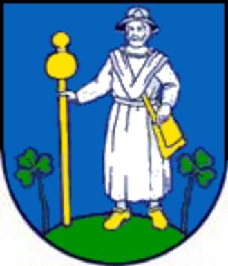 Veľký Šariš - Image: Coat of arms of Veľký Šariš