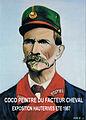 Coco peintre Facteur Cheval au Palais Idéal.jpg