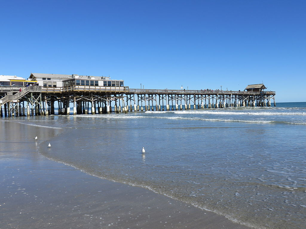 Cocoa Beach Fl : The beach cocoa florida