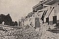 Collapse of the Raj Hospital by the Earthquake, 1934.jpg