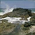 Collectie Nationaal Museum van Wereldculturen TM-20029626 Branding bij Boca Druif Aruba Boy Lawson (Fotograaf).jpg