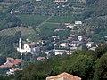 Colli Euganei, il territorio di Cinto Euganeo visto dal Monte Gemola 02.jpg