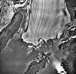 Columbia Glacier, Calving Terminus, Terentiev Lake, Heather Island, August 2, 1982 (GLACIERS 1453).jpg