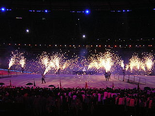 2006 Commonwealth Games opening ceremony