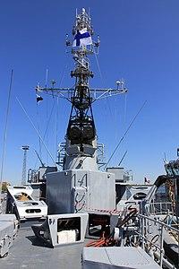 Commandant Blaison mast.JPG