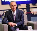 Commissioner Rob Manfred conducts his annual -ASG Town Hall at -FanFest (28342736141).jpg