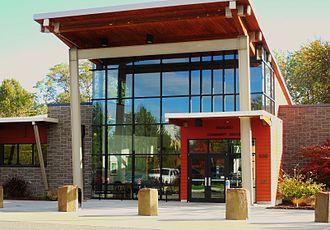 Richland, Washington - Community Center, Richland