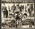 Composite of eleven photographs, Montreal Daily Star, p.8-9, 17 October 1914 (19345482960).jpg