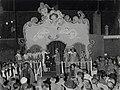 Congres Vereniging Nederlandse Gemeenten 2728 mei 1959. NB. Oud-Hollandse kermis op het Doelenterrein. Aangekocht van fotograaf C. de Boer. Identificatienummer 54-014307.JPG