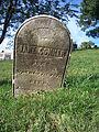 Conner (Jane), St. Clair Cemetery, 2015-10-06, 01.jpg
