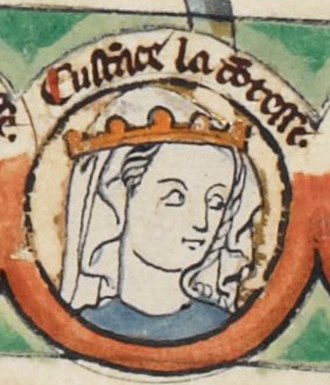 Constance of Normandy - Image: Constance of Normandy