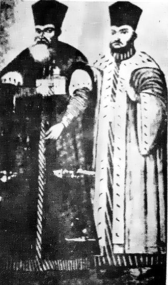 Constantin Cantemir - Constantin and Antioh Cantemir