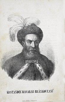 Constantin Brâncoveanu - litografie de A. Bielz.jpg
