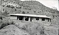 Construction, residence Building 14 near completion, Oak Creek. ; ZION Museum and Archives Image 004 03A079 ; ZION 7386 (94426f658ee74a5ab30d2aff6ae66ef6).jpg