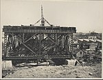 Construction of northern approach to the Sydney Harbour Bridge, 1927 (8282700757).jpg