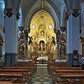 Convento de Santa Inés (Sevilla). Altar mayor.jpg
