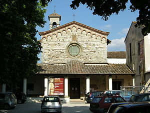 Convent of Bosco ai Frati - Convent of Bosco ai Frati