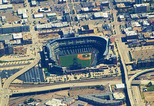 Coors Field, Denver, CO