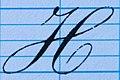 Copperplate letter upper case X v2.JPG