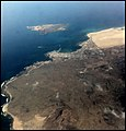 Corralejo^volcano from the sky - panoramio.jpg