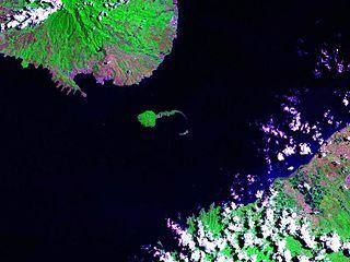 Corregidor Caldera mountain