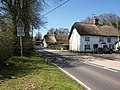 Cottages in Sampford Courtenay (geograph 4431197).jpg