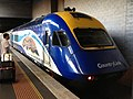 CountryLink XPT at platform 1 at Southern Cross Station.jpg
