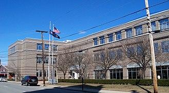 Hillsborough County, New Hampshire - Image: Courthouse Nashua 5