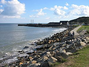 Courtown - Courtown Harbour